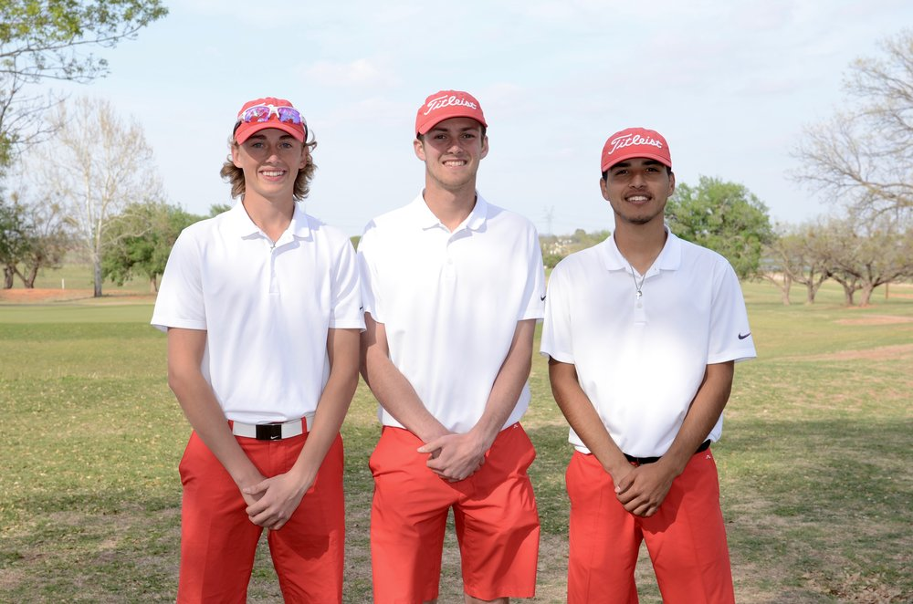 All District Golf Boys Image