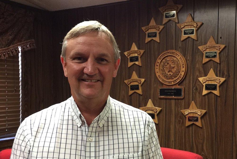 Dennis Cumbie - At Large Representative (May 2021)