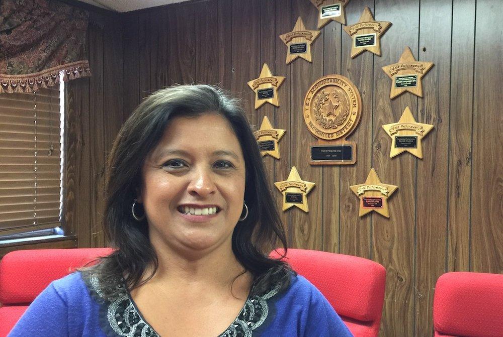 Brenda Valdez - At Large Representative (May 2021)