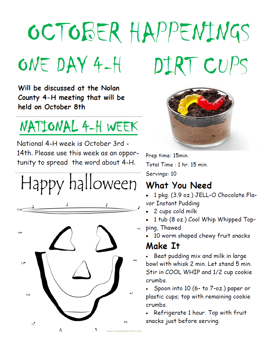 Nolan County 4-H Newsletter October 2018 P4.png