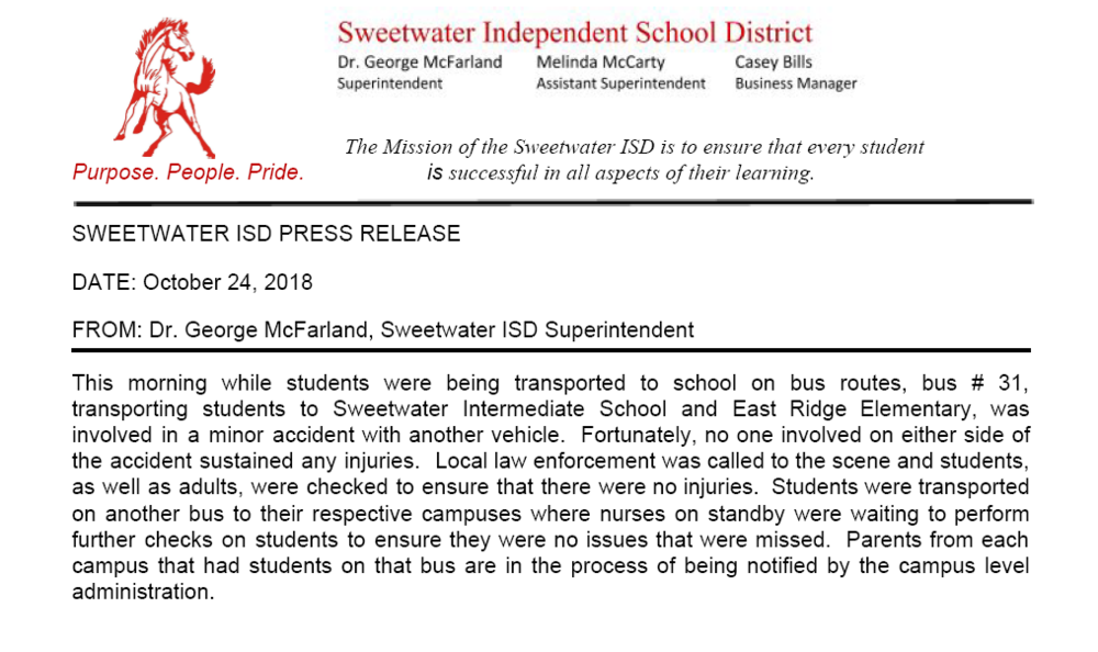 SISD_Press_Release - Bus Incident - 10-24-18.png