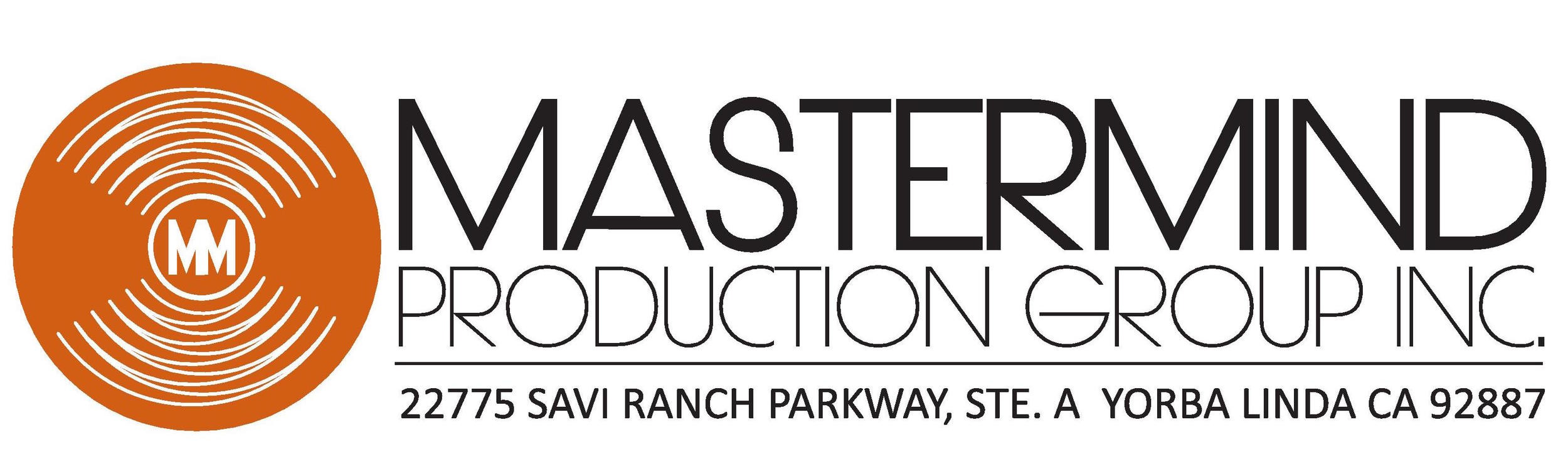 Mastermind Production Group Inc.