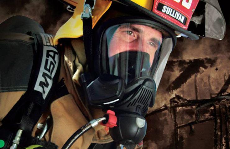 MSA Firefighter Equipment