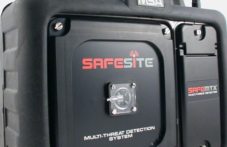 MSA SafeSite Multi-Threat Detection System