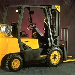 Daewoo Forklifts