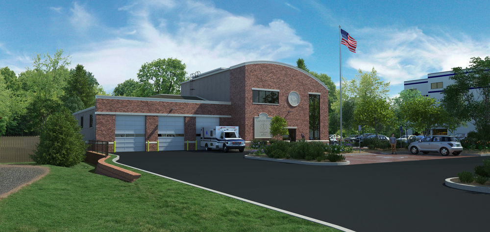 Proposed EMT Facility