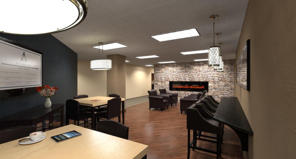 Office Lounge Renovation