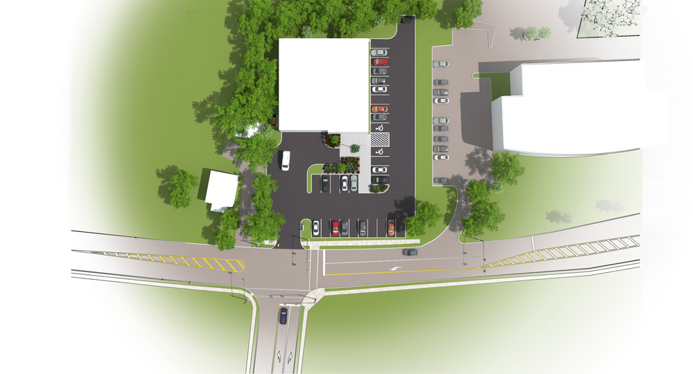 Lafayette Ambulance Parking Study