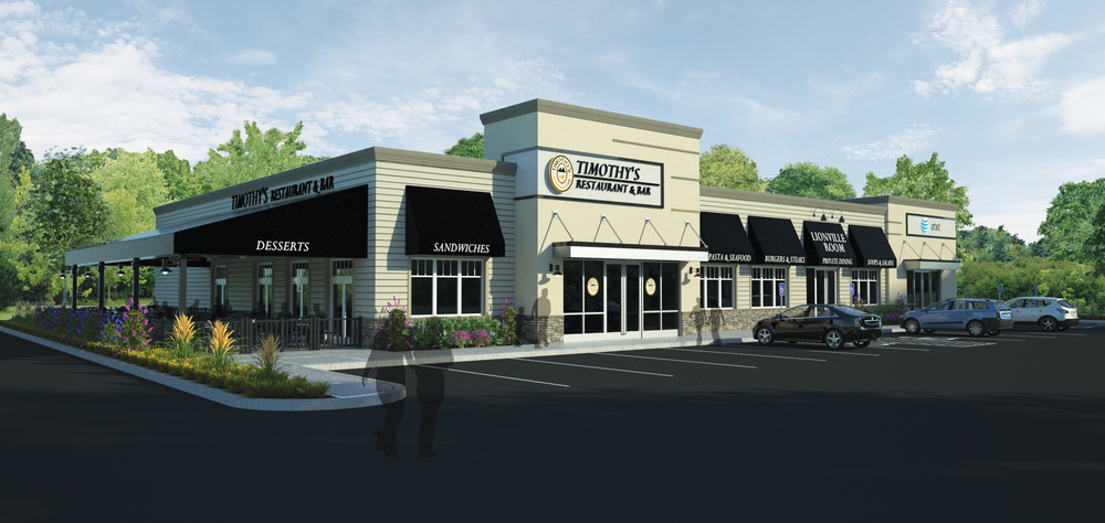 Proposed Retail Building