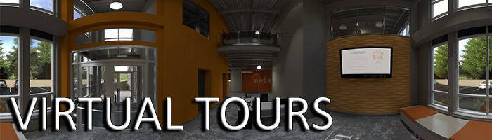 Virtual Tours Button