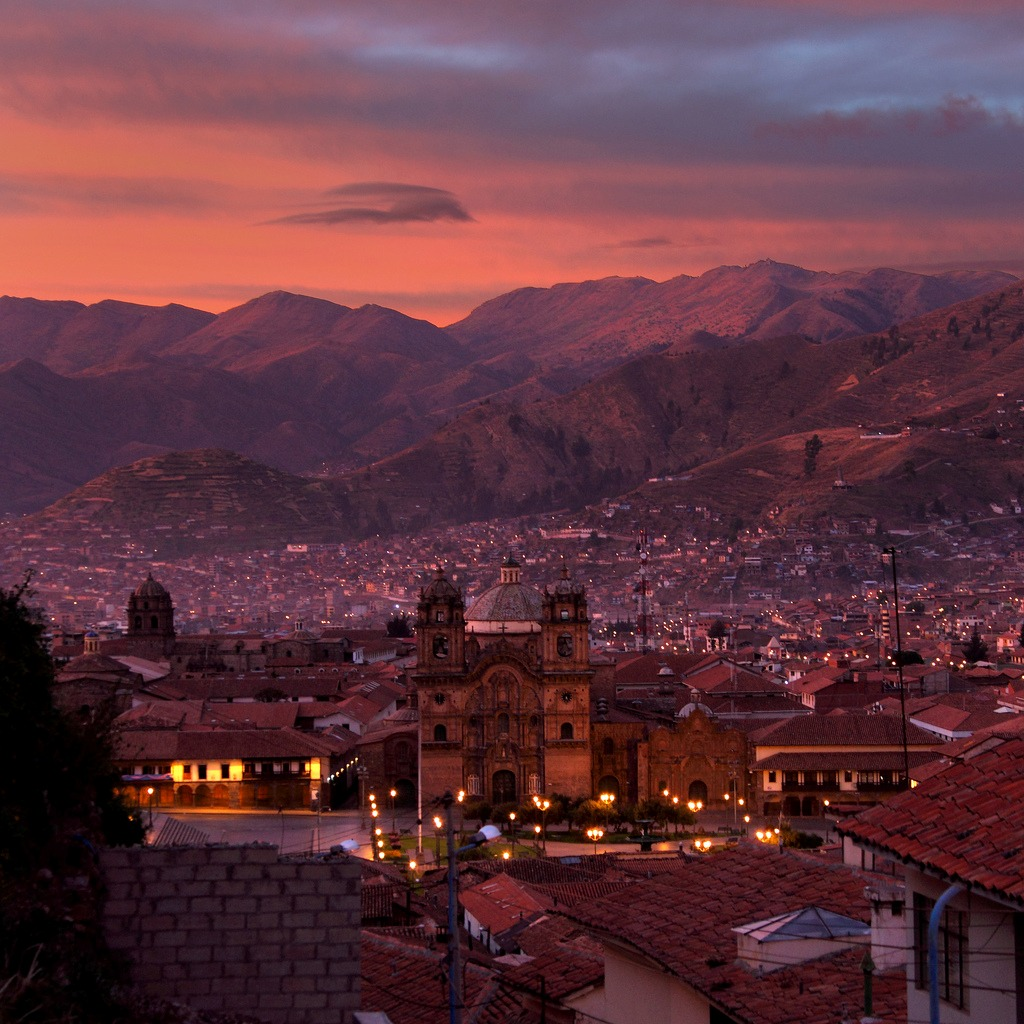 Arriving in Cusco in about 48 hours! Today I finished packing away the majority of my belongings here at Cornell. Soon Ithaca, NY will be but a memory.