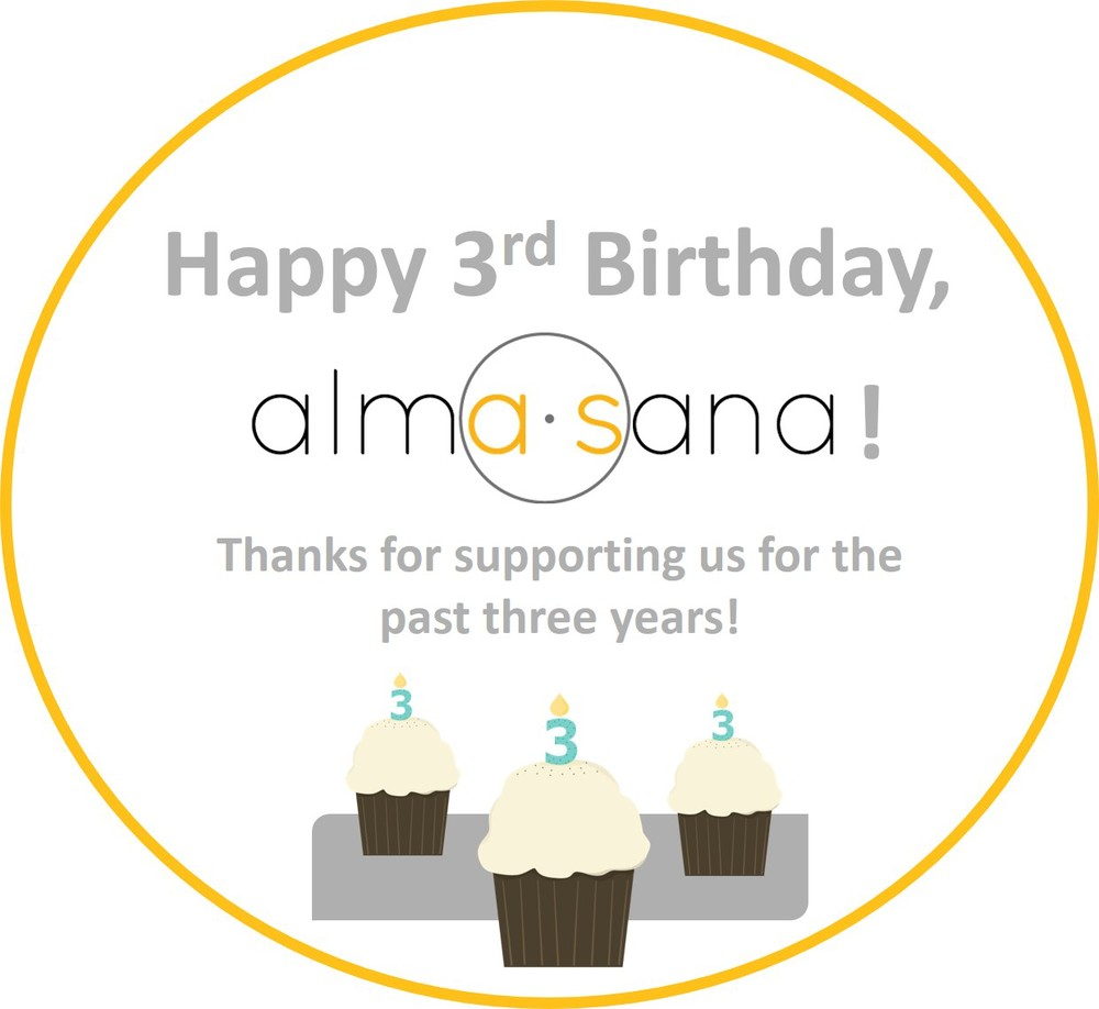 Over the weekend Alma Sana turned three! Thanks to your support, we work to ensure    ‪#‎  everychild‬    has access to life-saving vaccines, regardless of where he or she was born.    ‪#‎  happybirthday‬       ‪#‎  vaccineswork‬   Photo published: March 9, 2015.