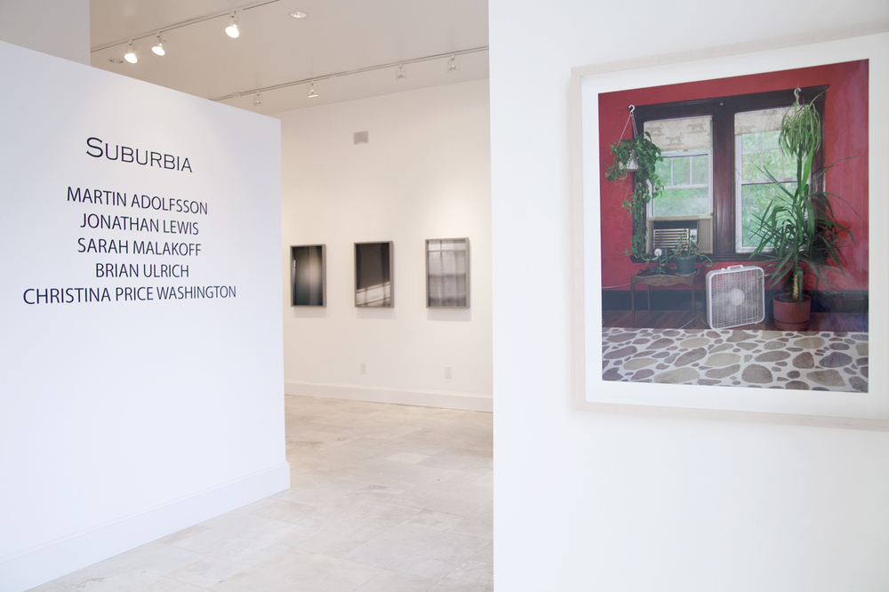 """Suburbia"" at Hagedorn Gallery, Atlanta"