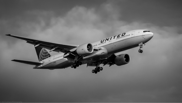 Black And White Aviation Photography NeilGrahamPhotography