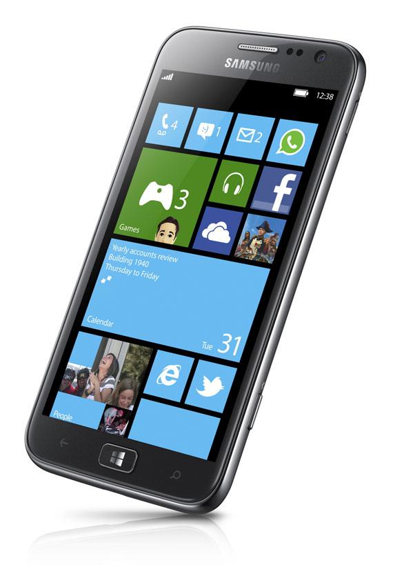 Windows 8 Phone Marketing