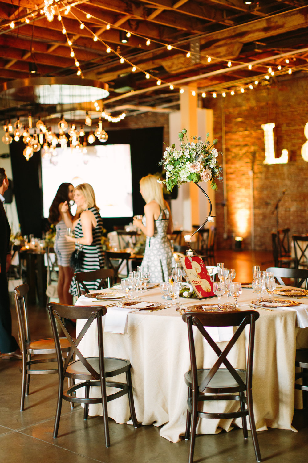 Gauntt Rehearsal Dinner at Acme Feed And Seed | Big Events Wedding ...