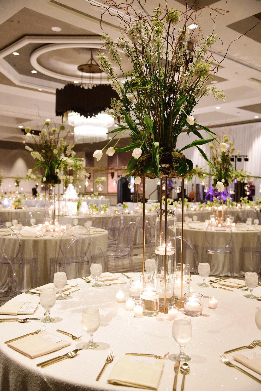 Loews Vanderbilt: The Sikes | Real Wedding | Big Events Wedding ...