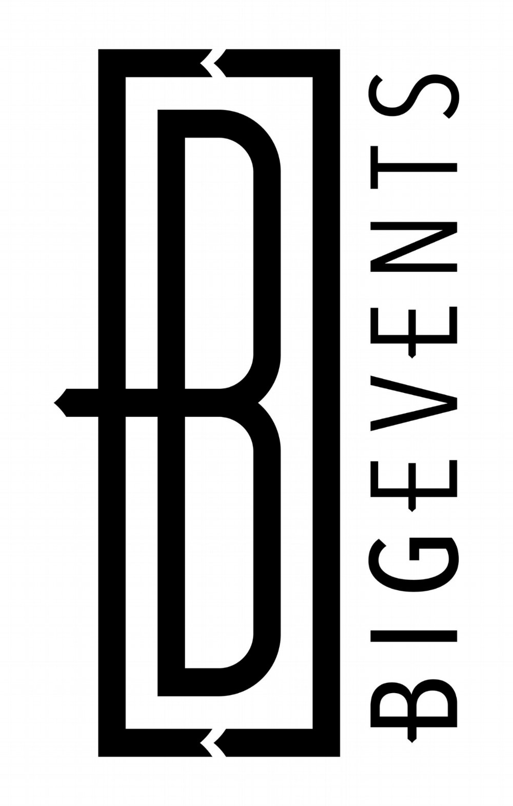 Big Events Wedding logo - expert wedding planning services in Nashville, TN.