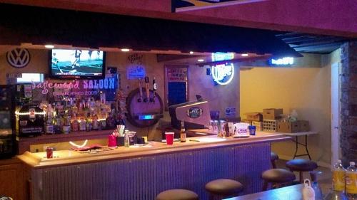 Fayetteville Indoor Tiki Bar