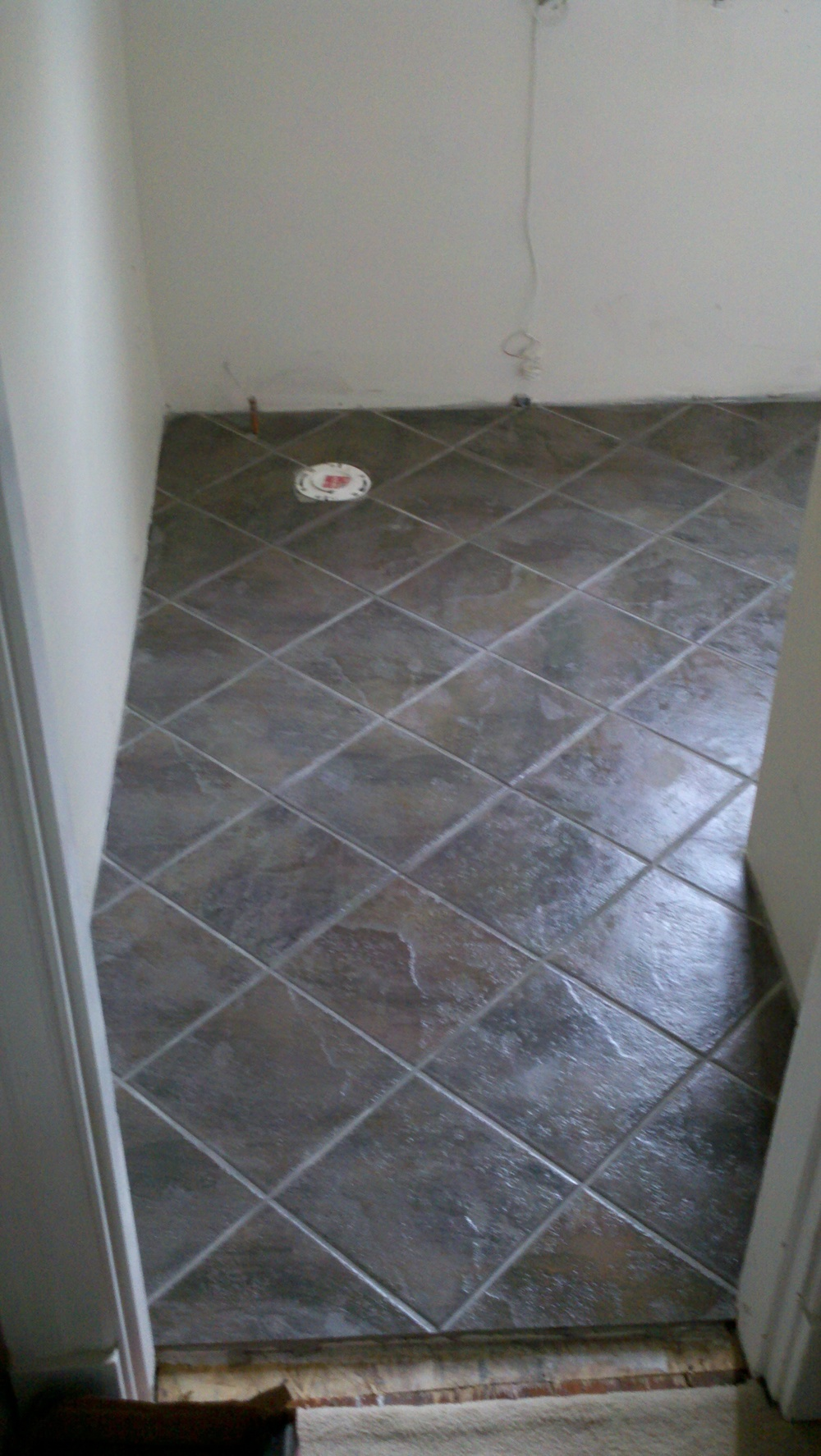 Felicity Custom Tile Floor