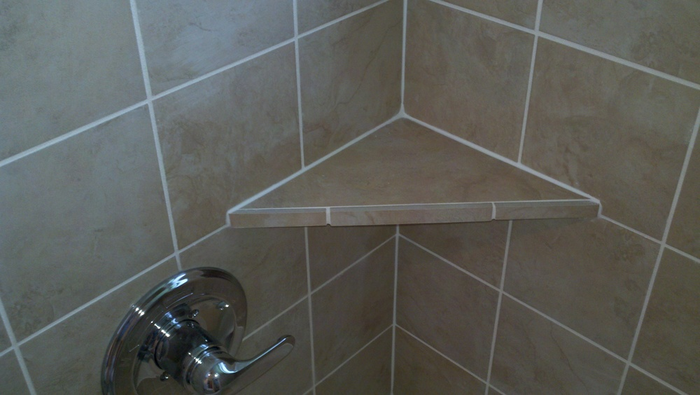 Mt Carmel Shower Bathroom remodel