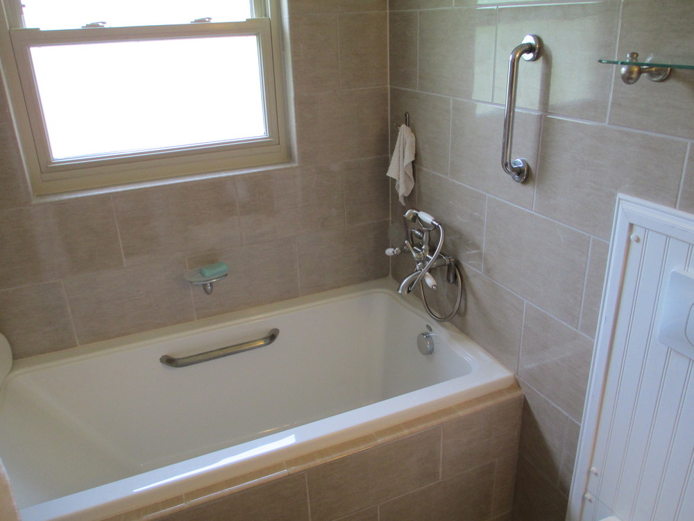 Cincinnati Custom Bath Renovation