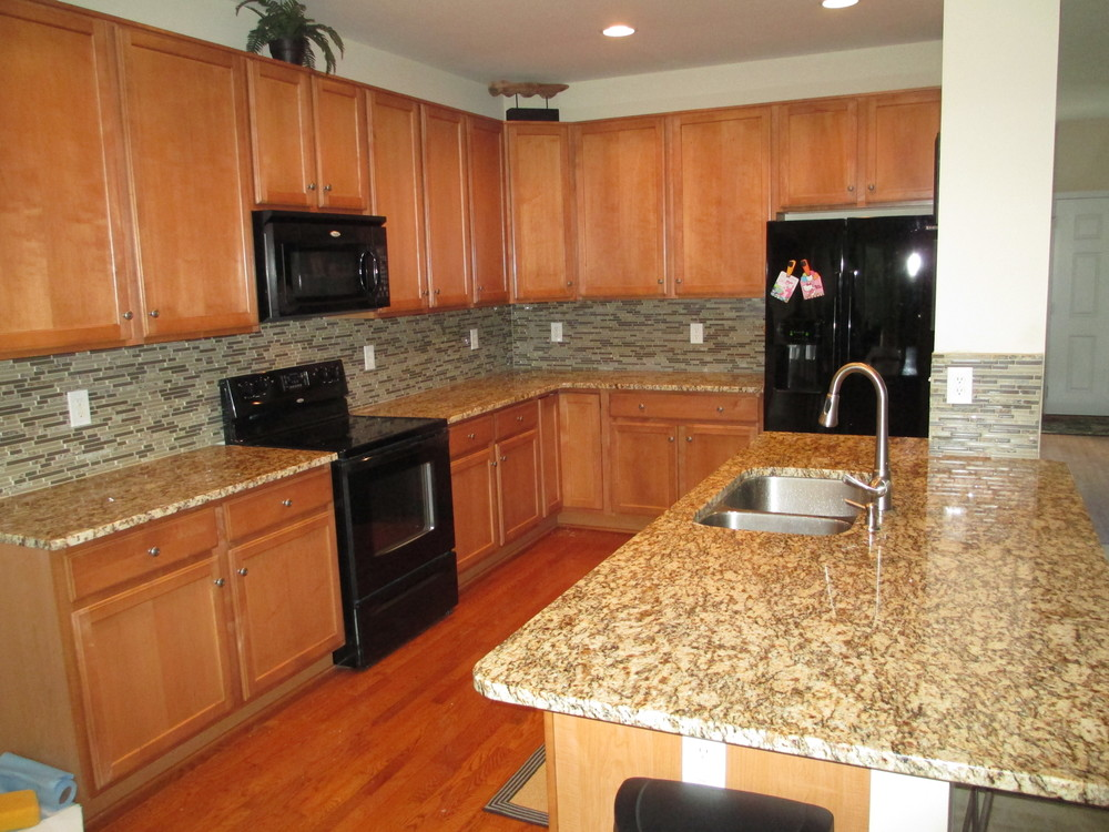Cherry Grove Kitchen Back Splash