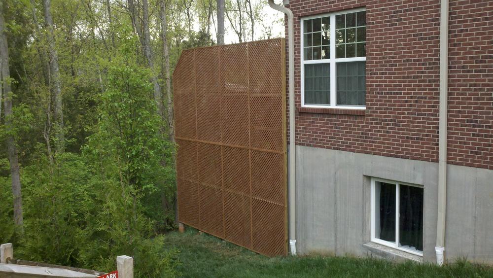 Covington Custom Outdoor Living Space