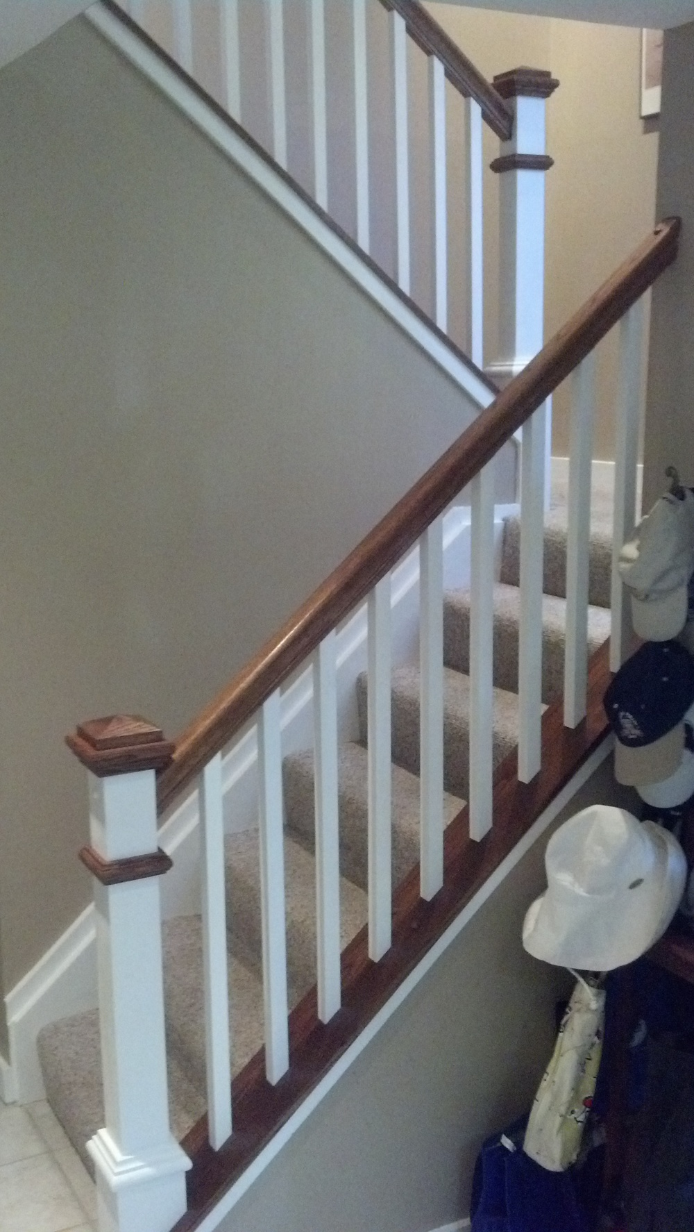 Loveland Carpentry Staircase Remodel