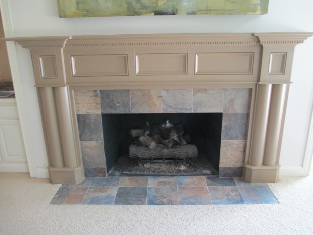 Fairfax Carpentry Fireplace Stone work