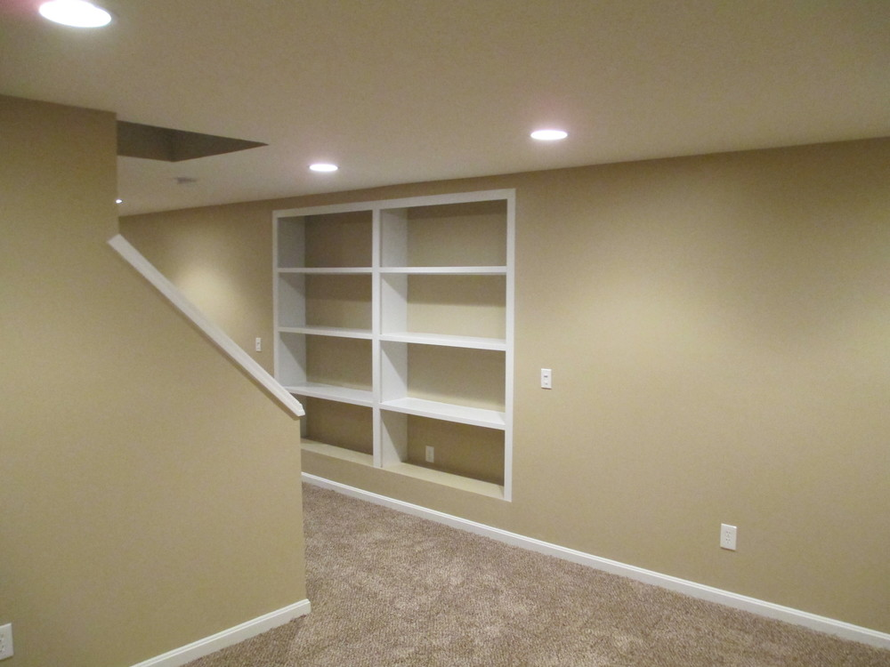 Finneytown Finished Basement