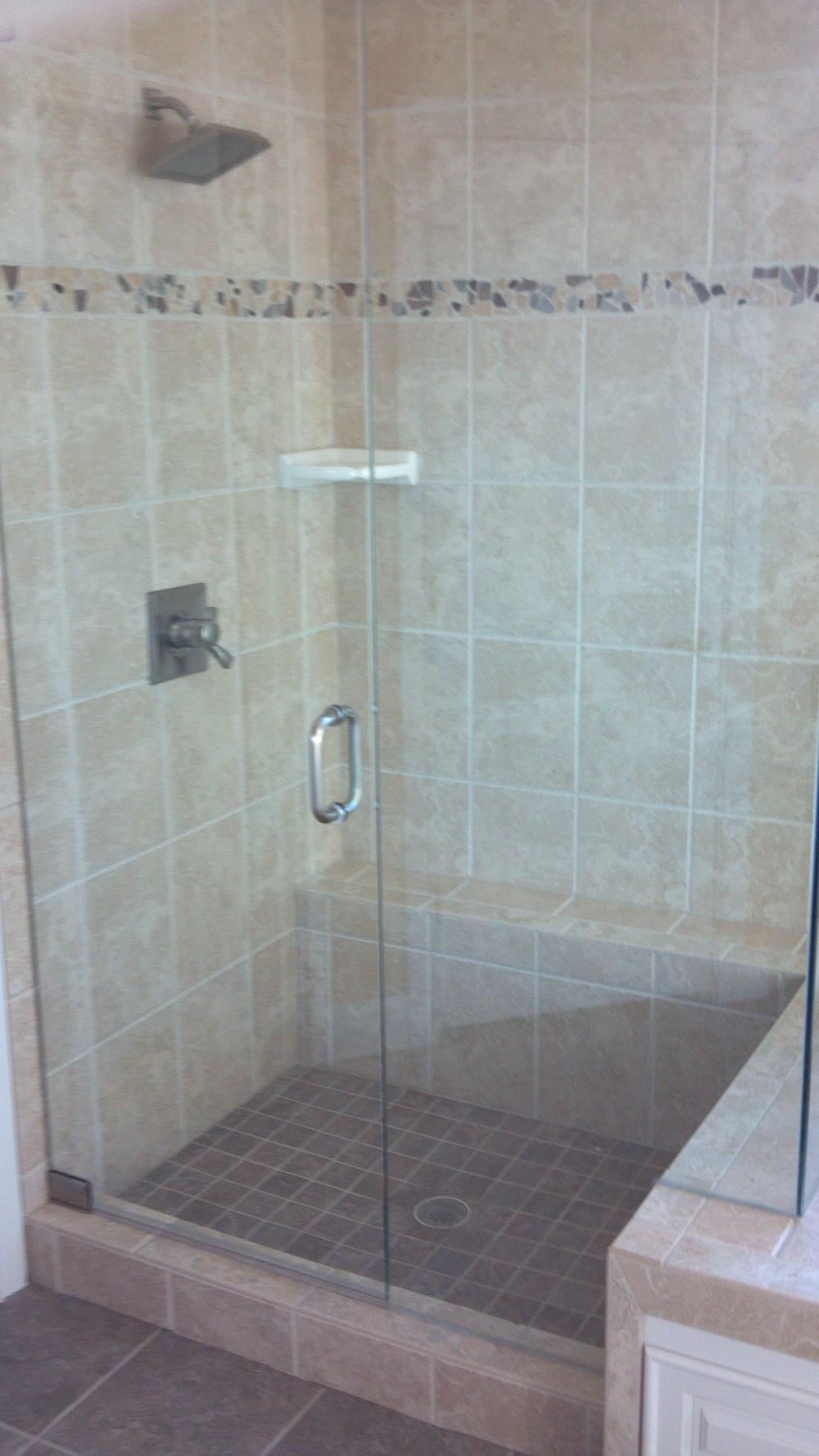 Cincinnati Shower Remodel
