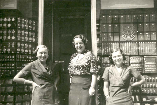 Klepner's Vienna Circa the 1930s
