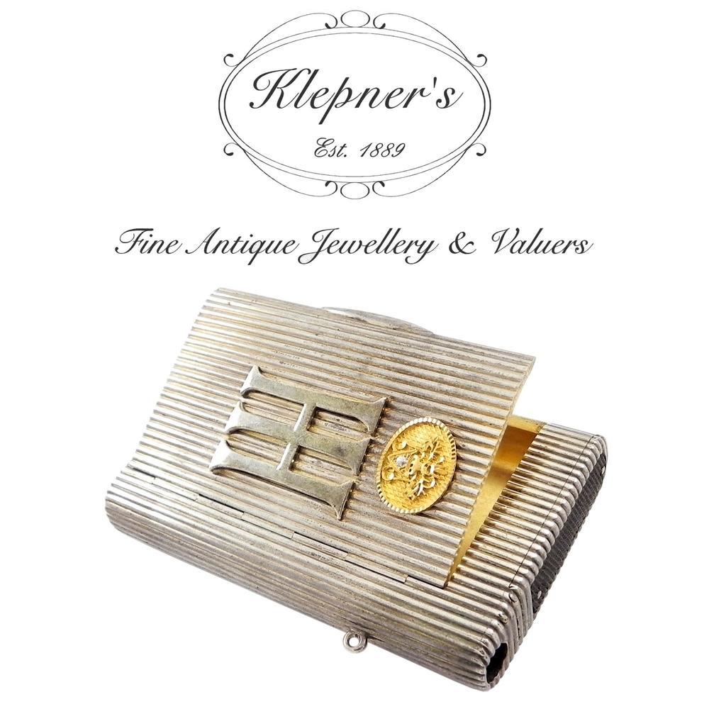 Fabergé Cigarette Case