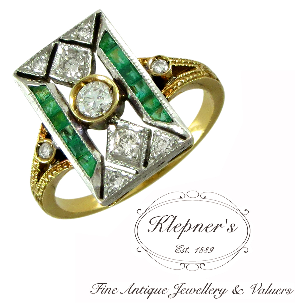 Klepner's Jewellery Archives for Reference & Inspirartion