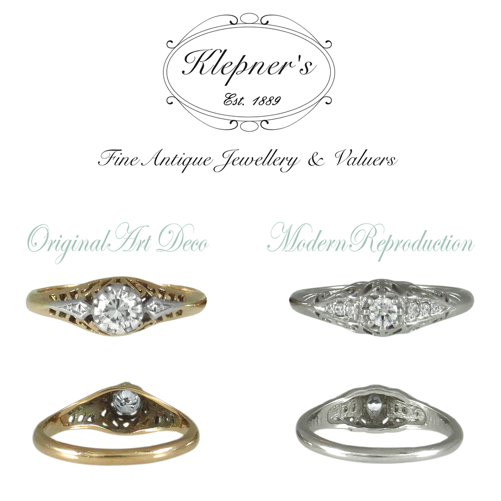 art deco engagement rings melbourne
