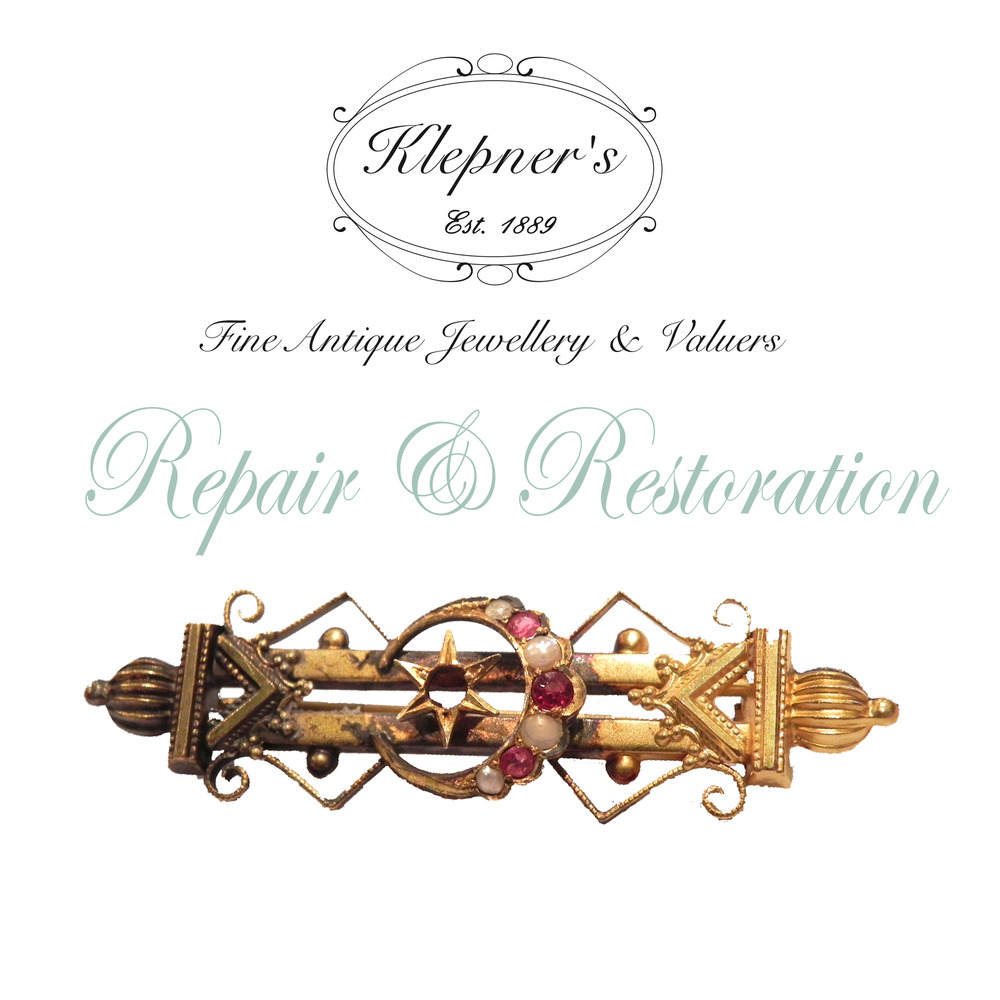 Click to find out more about our Melbourne jewellery restoration & repair services