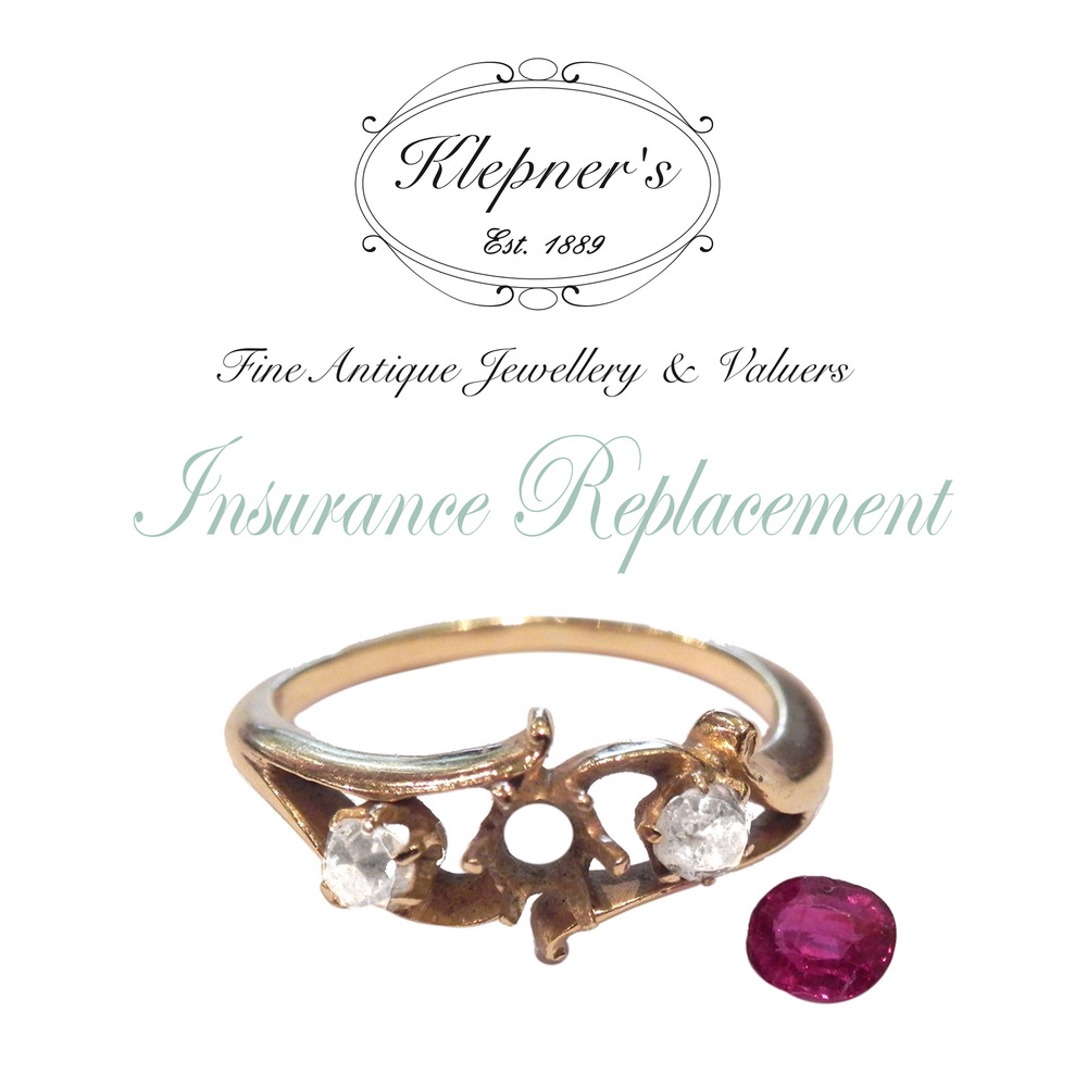 Click to find out more about our Melbourne jewellery insurance replacement services
