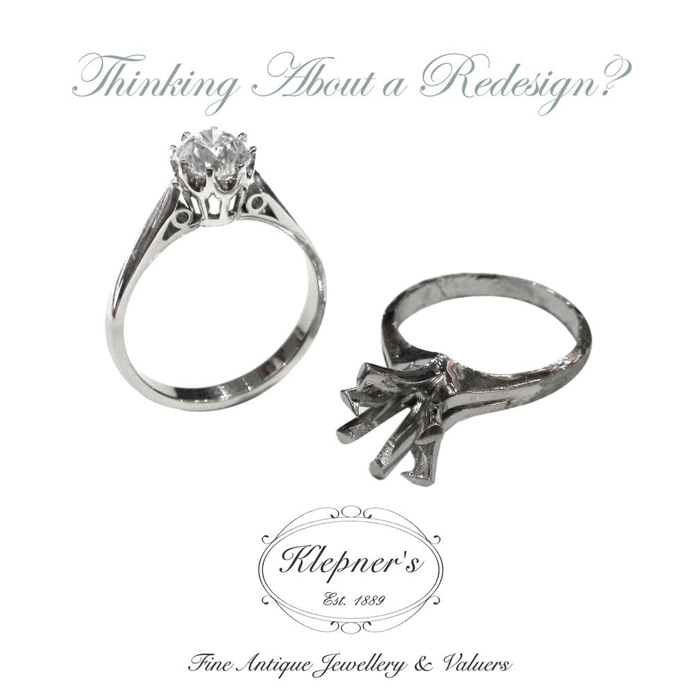 Custom Ring Design Melbourne