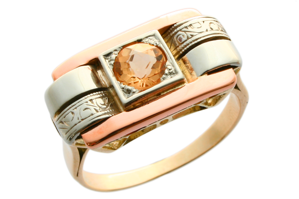 1940s Cocktail Ring