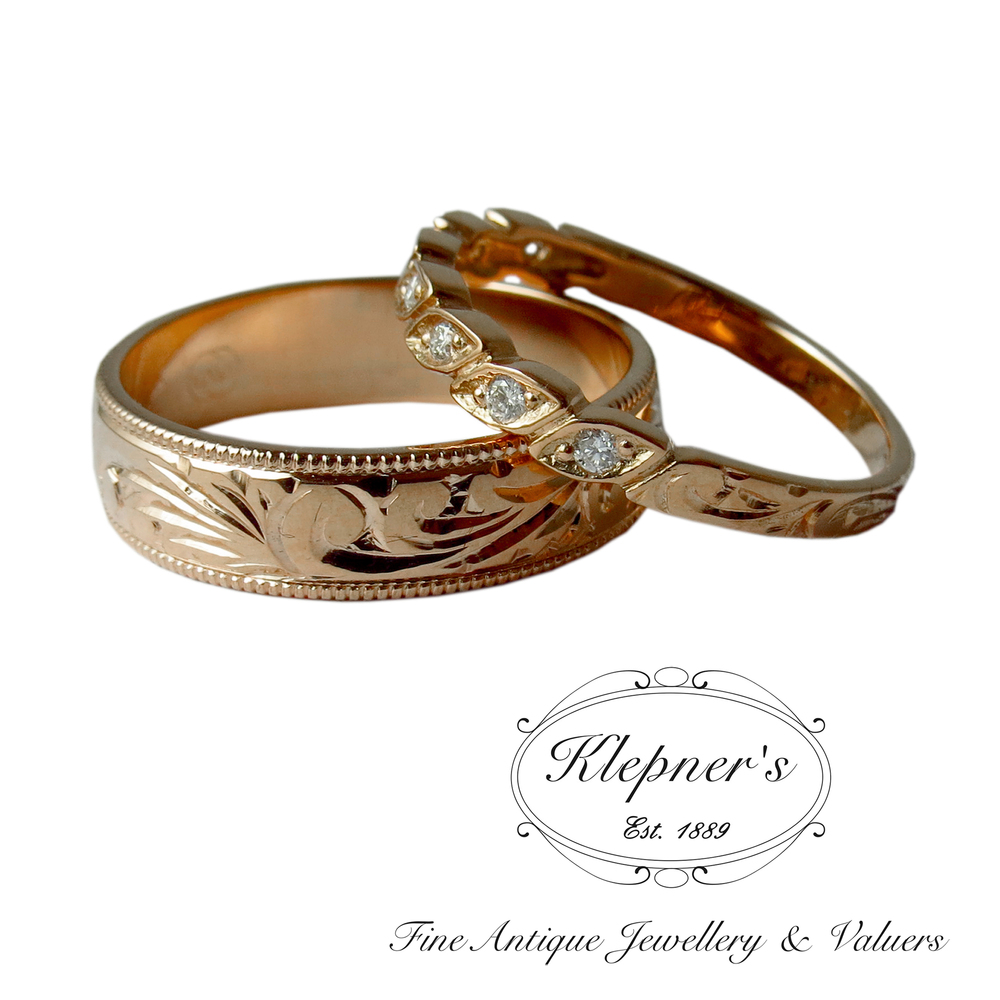 jewellery design melbourne klepner s antique