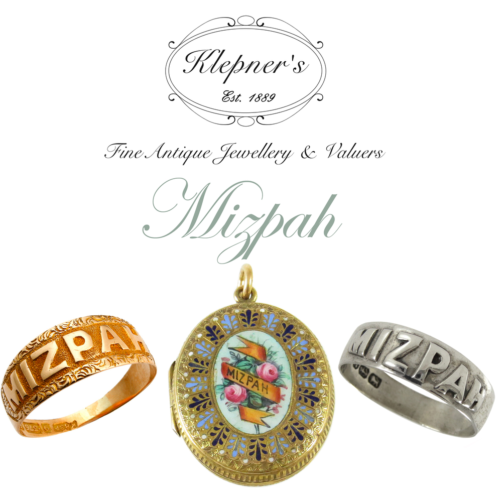 A History of Mizpah & the sentiment behind it.
