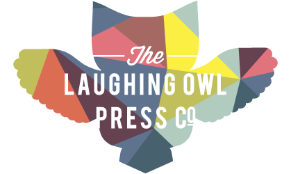 The Laughing Owl Press Co. | Custom Letterpress Wedding Invitations & Letterpress Printing