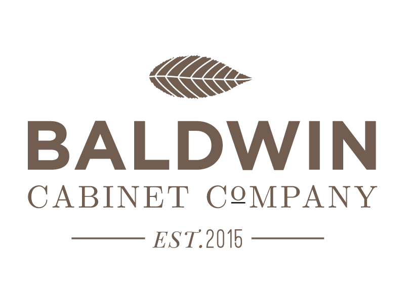 Customer:     Baldwin Cabinet Co.   Artwork by:  The Laughing Owl Press Co.