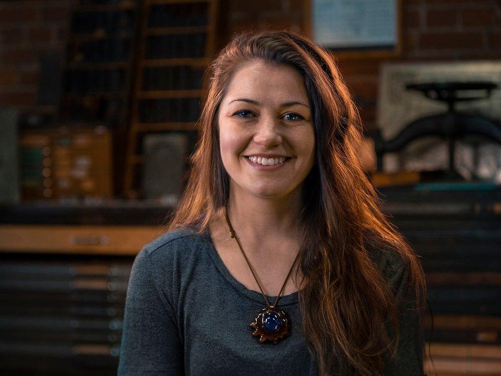 Brooke - Presswoman + Art