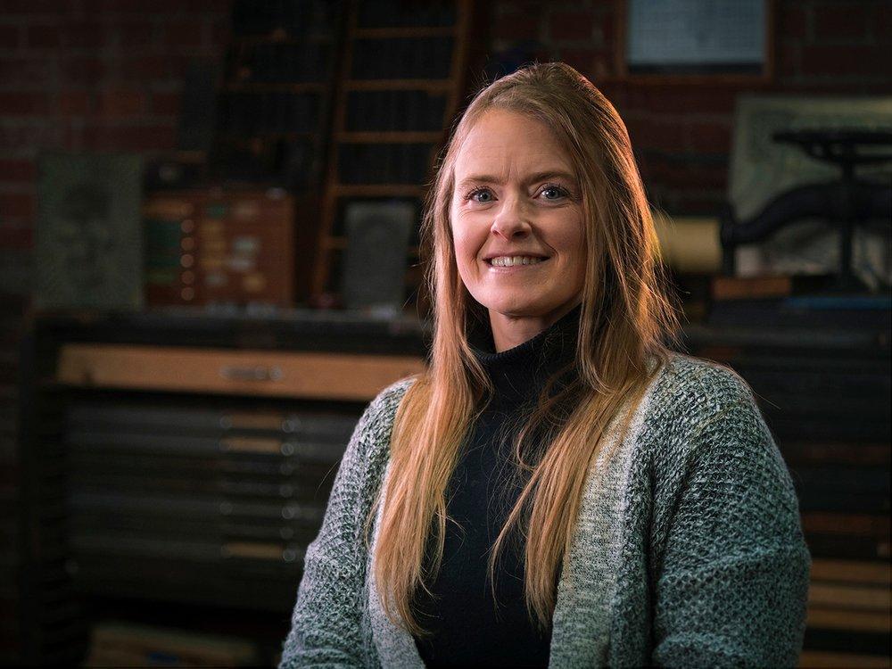 Ingrid - Project Coordinator