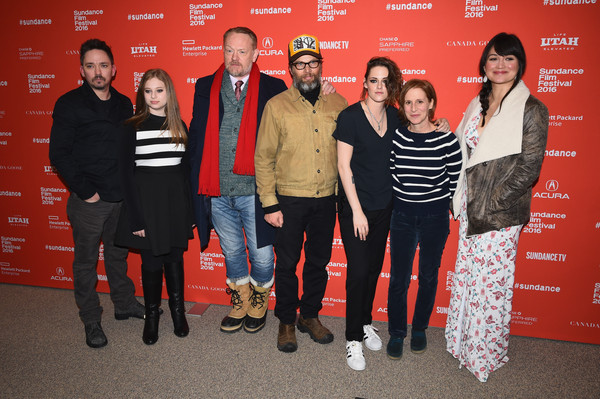 The cast of Certain Women at the 2016 Sundance Film Festoval