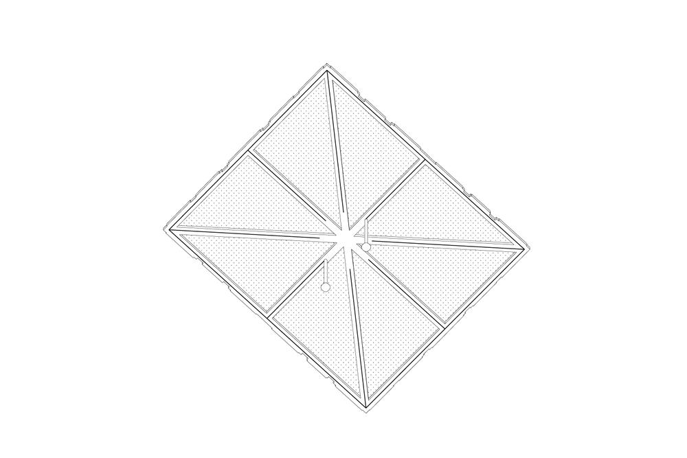 maison en triangle beautiful maison darr triangle table with maison en triangle maison close. Black Bedroom Furniture Sets. Home Design Ideas