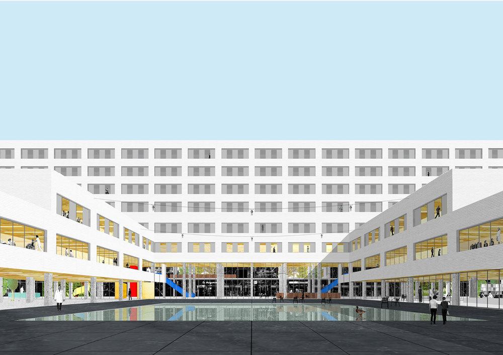 Grand hôpital de Charleroi