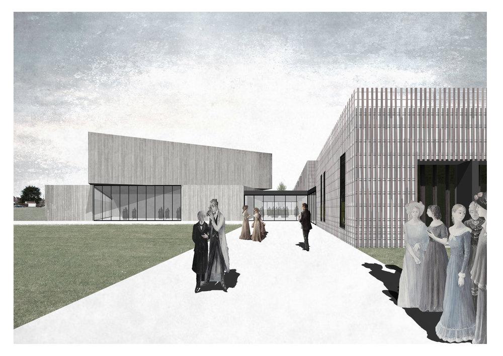Centre Culturel de Scailmont
